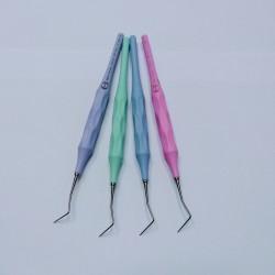 Сонди стоматологични с дръжка ERGOform - Hahnenkratt